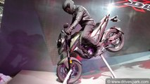 Honda X-Blade Revealed; Details, Specs, Colours, Expected Price