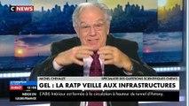 Michel Chevalet fait le point sur les causes des retards des trains et des RER et sur les options que la SNCF étudie pour améliorer le trafic
