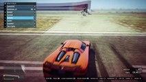 UNE COURSE BIZARRE ! GTA 5 ONLINE COURSE WTF #354 - video