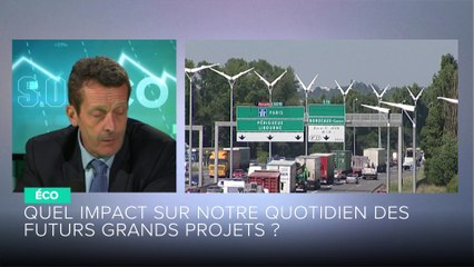 SO eco - Les futurs grands projets d'infrastructures