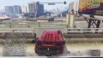 LA COURSE OÙ TOUT EST POSSIBLE ! NEXTGEN STUNTING ! - GTA 5 ONLINE ( GTA 5 COURSE WTF #97 )