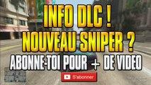 """INFO DLC : DLC """" ASSAULT SNIPER """" ?!  Nouvelles armes ? - GTA5 ONLINE 1.16"""