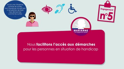 Référentiel Marianne : le service public s'engage auprès de ses usagers