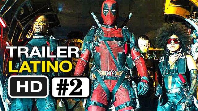 DEADPOOL 2   Trailer #2 en Español LATINO (HD) Josh Brolin