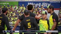 Australia vs England 2018 2nd T20 Highlights - Tri Series 2018 - AUS vs ENG 2018 2nd T20 Highlights