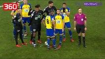 PSG, merr karton të kuq portieri Trapp, shikoni se kush e zevëndëson në portë (360video)