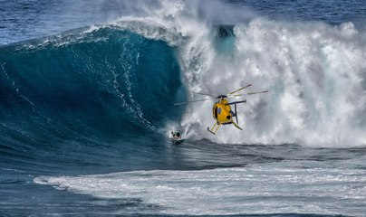 Highlight Reel: Pe'ahi Power