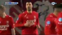 Alireza Jahanbakhsh SUPER Penalty Goal - FC Twente 0-1  AZ Alkmaar  - 07/02/2018 HD