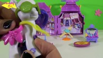 My Little Pony La Boutique de Rarity - Juguetes en español - Ponys de Cristal - Cutie Mark Magic