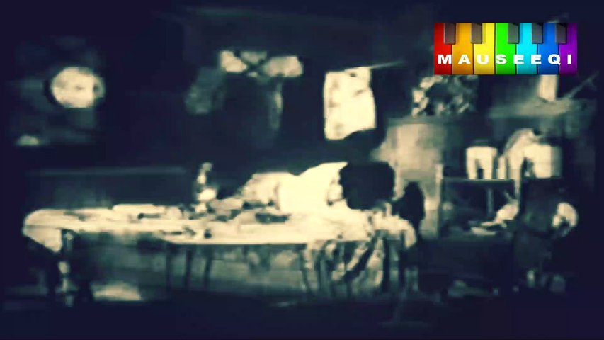 HD - Ro Rahi Hay Sham e Ghum - Noor Jehan - Habib Jalib - Master Rafiq Ali - Film Raqqasa (1965)