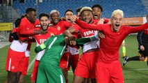 HIGHLIGHTS : Molde 2-2 AS Monaco (TAB 2-4)