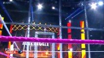 Undertaker vs. Brock Lesnar hell in a cell Match - WWE Hell in a Cell 2015 Highlights