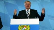 Horst Seehofer: Ministrant, Abgeordneter, Minister