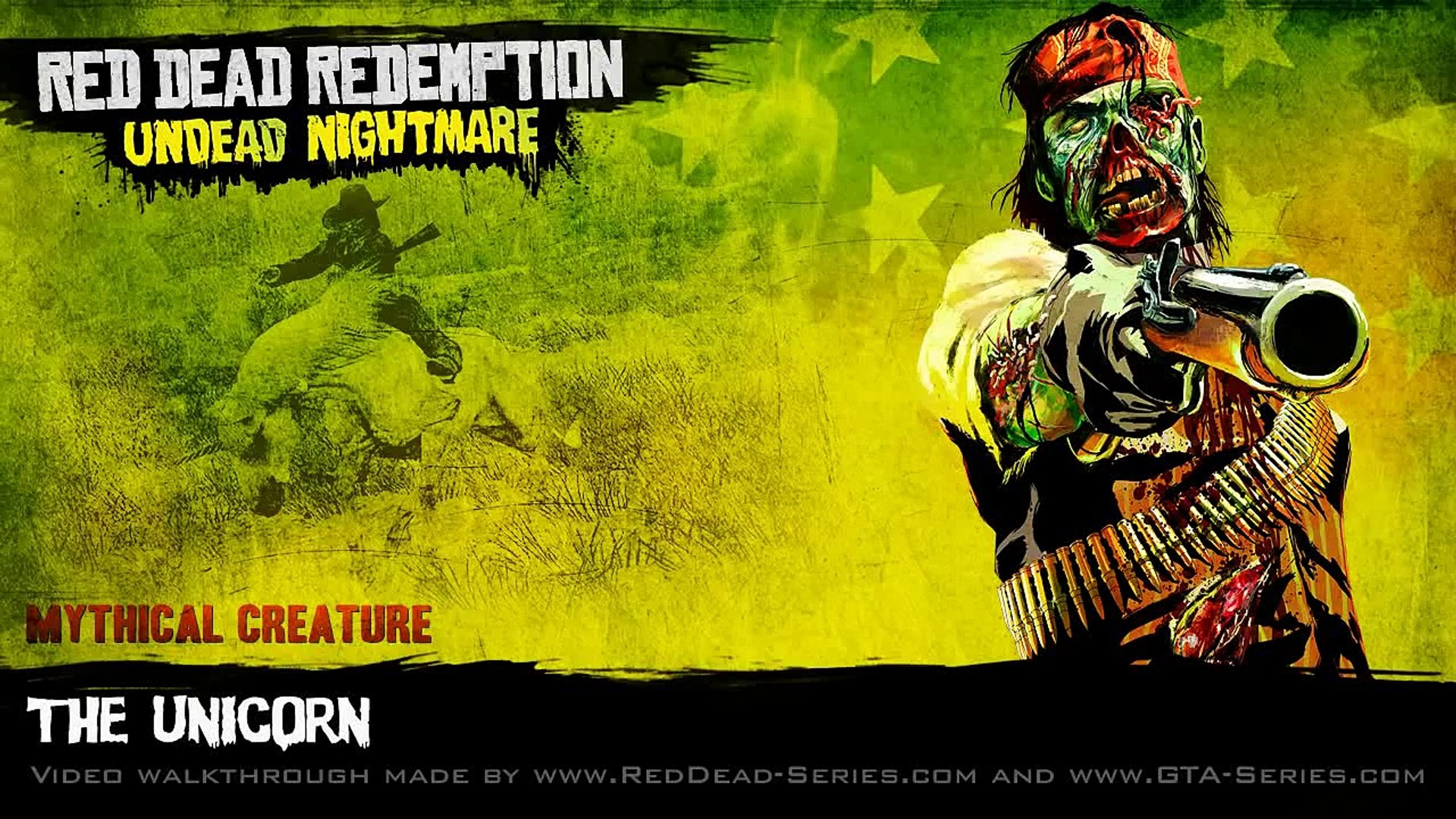 Red Dead Redemption Undead Nightmare The Unicorn Video