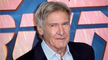 Harrison Ford Is (Unofficially) Involved With 'Solo: A Star Wars Story'