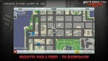 GTA Chinatown Wars - Walkthrough - Unique Stunt Jump #20 - North Holland (Algonquin)