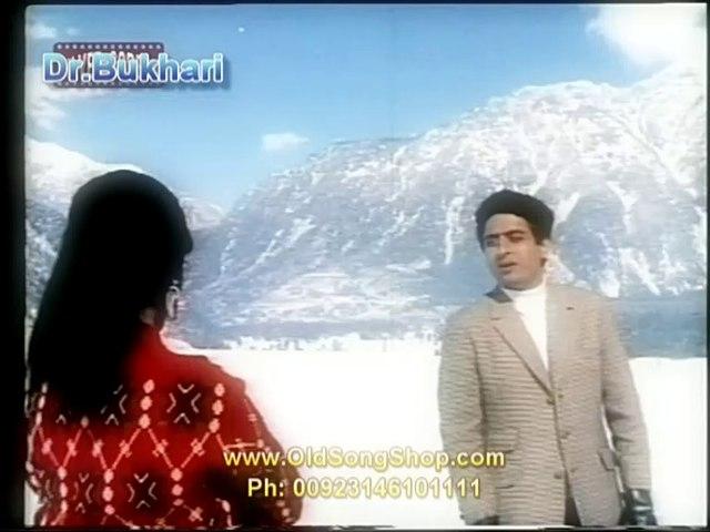 Afsana e Muhabbat Hargiz Bayaan Na Hota - Ahmed Rushdi - Film Jaltay Suraj Kay Neechay (Remastered)