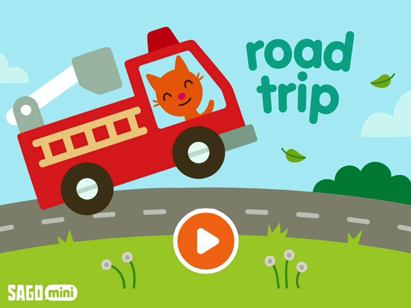 Sago Mini Road Trip | Train | Саго Мини В Путь-Дорогу - Childrens cartoon game
