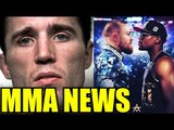 Chael sonnen:Throwing away the idea of Conor Mcgregor vs Floyd Mayweather is Wrong,TJ on Faber