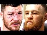 I want to fight Chris Weidman Next,Conor McGregor-Why vacate Title i fight every week