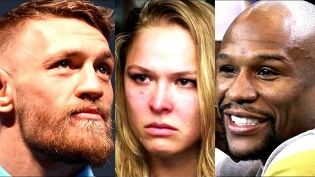 Ronda Rousey slams Conor McGregor and Floyd Mayweather,Dana White-Teases Rousey vs Holm Superfight
