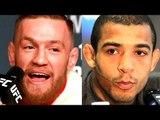 Jose Aldo fighting for Interim Lightweight Tile at UFC 209?,Tyron slams UFC for promoting Conor