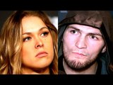 If Ronda Rousey loses against Nunes at UFC 207 i don't know if she'll fight again,Khabib slams UFC