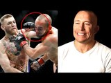 My hats off to Conor McGregor he and his team have done amazing things,GSP on Bisping's trash talk