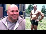 Dana White-GSP will be fighting UFC 170 pounds champ on his return,Weidman fighting for his job