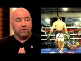 Sparring footage of Conor McGregor and Malignaggi was heavily edited,Paulie rips Dana