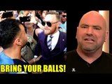 Dana White-Do people really want to see Conor McGregor fight Paulie Malignaggi?,FN 119 Face-off