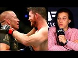 MMA Community reacts to Incredible GSP vs Michael Bisping,Joanna-Don't compare me to Ronda,UFC 217 R