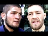 Here is the reason why Khabib didn't accept the bout at UFC 217,Conor McGregor and Dana White