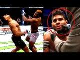 Ngannou's KO completely shut down Overeem he lost all his senses,Luke on GSP,Octagon