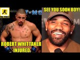 Robert Whittaker vs Luke Rockhold has been Cancelled UFC 221 gets new main event,TJ on Cody