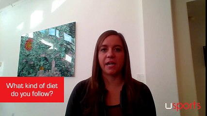 Emily Harvey on her Diet