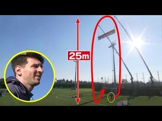 Impossible Challenges Overcome by Lionel Messi