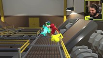 THE BIGGEST KICK EVER SEEN! (Gang Beasts)