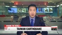 Taiwan's Hualien gets hit again with 5.7 magnitude earthquake