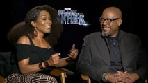 Angela Bassett And Forest Whitaker Fell The Meaning of 'Black Panther'