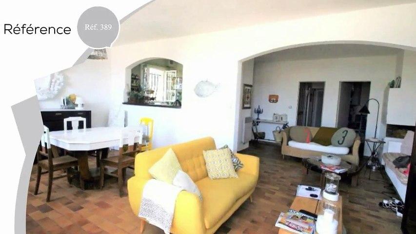 A vendre - Appartement - Saint cyr sur mer (83270) - 3 pièces - 89m²