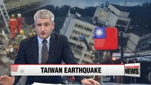 Taiwan's Hualien gets hit again with 5.7 magnitude earthquake