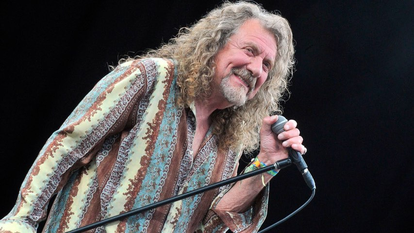 Robert Plant And The Sensational Space Shifters - Rainbow