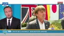 """Affaire Nicolas Hulot :  Le Secrétaire d'Etat auprès du Ministre des Affaires Etrangères dénonce une """"société de désinformation"""" (vidéo)"""