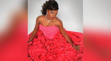Portrait de l'ex miss Côte d'Ivoire, Linda delon devenue artiste chanteuse