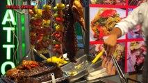 Alive Seafood Street Food - Lobsters, Crabs, Shrimp Prawns, Rib, BBQ
