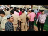 Clash between Former Energy Minister and SP MLA supporters