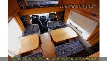mansardato sea dinghy 5 7 posti viaggio