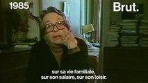 """""""L'homme sera littéralement noyé dans l'information"""" : En 1985, Marguerite Duras imaginait les années 2000"""