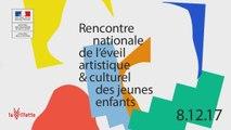 La place de l'éveil artistique et culturel dans le développement du jeune enfant